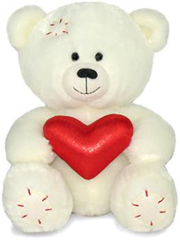 Фото Lava Медвежонок Масик с сердцем (8546E)