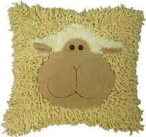 Фото Grand Toys Овечка-подушка кремовая (4002GO)