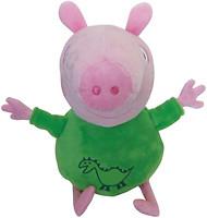 Peppa Pig Джордж с вышитым драконом 25 см (25090)
