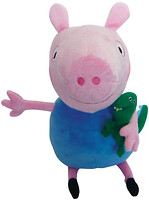 Peppa Pig Джордж с игрушкой 30 см (25098)