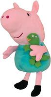 Peppa Pig Джордж с игрушкой 20 см (25088)