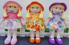 Фото Devilon Мягкая кукла 36 см (31814)