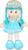 Фото Devilon Мягкая кукла голубая (51514)