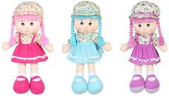 Devilon Мягкая кукла с вышитым лицом 51 см (51520)