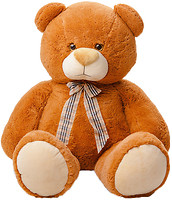Левеня Мишка Тедди 3Д 187 см (К226Р)