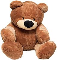 Алина Медведь сидячий Бублик 70 см (AL-0024)