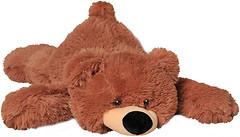 Алина Медведь лежачий Умка 55 см (МЛУ1)