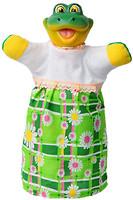 ЧудиСам Кукла-рукавичка Лягушка (B154)