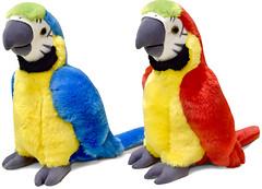 Фото Lava Попугай Ара 24 см (LF1247)