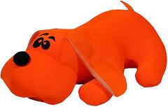 Фото ТМ Штучки Антистрессовая игрушка Собака Джой средняя (10аси03/1ив)
