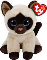 TY Beanie Babies Сиамская кошка (42129)