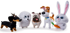 Фото Spin Master The secret life of pets (6027226)
