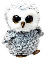 Фото TY Beanie Boo`s Сова Owlette белая (37086)