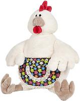 Фото Maxi Toys Курочка Марфуша в фартушке 28 см (MT-TSA-8326-28)