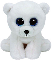 TY Beanie Babies Медвежонок Arctic (90221)
