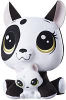 Фото Hasbro Littlest Pet Shop Плюшевые парочки Собачки (B9852/C0165)