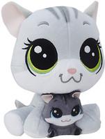 Фото Hasbro Littlest Pet Shop Плюшевые парочки Котики (B9852/C0166)