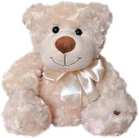 Фото Grand Toys Медведь белый с бантом (2503GMC)