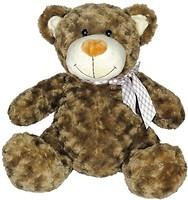 Grand Toys Медведь коричневый с бантом (2502GMG)