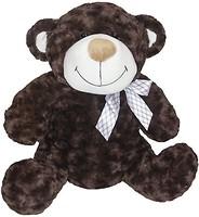 Фото Grand Toys Медведь коричневый с бантом (4001GMU)