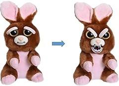 Фото WMC Toys Feisty Pets Злобные зверюшки Кролик (32317.006)