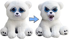 Фото WMC Toys Feisty Pets Злобные зверюшки Полярный медвежонок (32320.006)