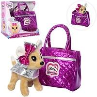 Bambi Собачка Кикки в сумочке (M3642-N-UA)