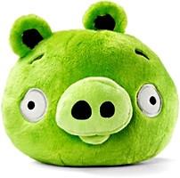 Фото Commonwealth Angry Birds Свинка зеленая (78122)