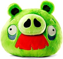 Фото Commonwealth Angry Birds Свинка зеленая с усами (78115)