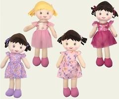 BK Toys Кукла (CEL-107)