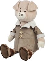 Фото Maxi Toys Свин Дюк в дубленке 28 см (MT-MRT031810-28)