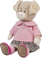 Фото Maxi Toys Свинка Софа в платье 20 см (MT-MRT031814-20)