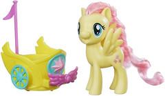 Фото Hasbro My Little Pony Флаттершай в карете (B9836_B9159)