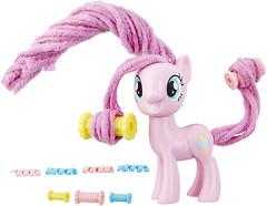 Фото Hasbro My Little Pony Пинки Пай с праздничной прической (B8809_B9618)