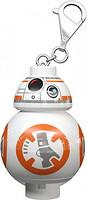 Фото IQ Брелок-фонарик Лего Star Wars Дроид BB-8 (LGL-KE101)