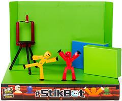 Фото Zing Toys Stikbot S1 для анимационного творчества Студия Z-Screen (TST617)