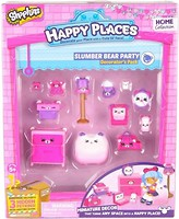 Shopkins Happy Places S1 Пижамная вечеринка (56392)