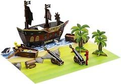 Фото Zing Toys Stikbot S2 для анимационного творчества Остров Сокровищ (TST623P)