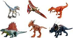 Фото Geoworld Jurassic World Базовая фигурка (GCR54)