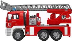 Bruder Пожарный грузовик с лестницей (2771)