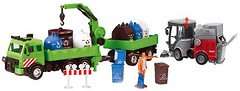 Dickie Toys Городская сервисная техника (3414616)