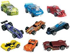 Hot Wheels Автомобиль базовый (5785)