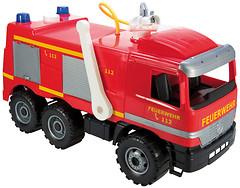 Lena Пожарная машина Мреседес (02028)