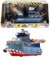 """Dickie Toys Военная лодка """"Шторм"""" с субмариной (3308365)"""