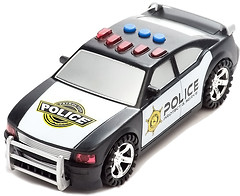 Фото Big Полицейская машина (LD-2016A)