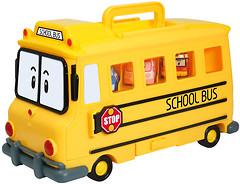 Silverlit Скулби школьный автобус Robocar Poli (83148)