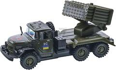 Технопарк Зил-131 Военный град (CT10-001-M-1)