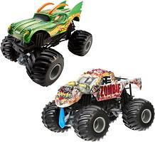 Hot Wheels Набор машинок Monster Jam (X9017)