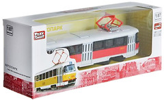 Play Smart Автопарк-Трамвай (6411D)