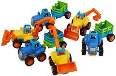 Фото Hola (Huile) Toys Спецмашина в ассортименте (326AB)